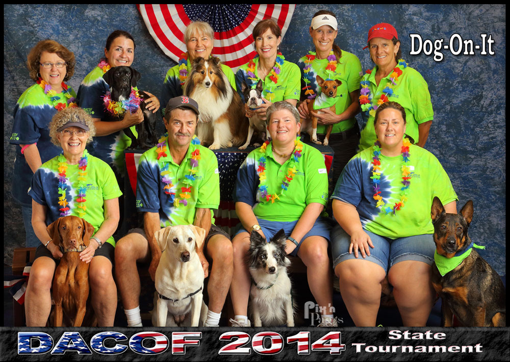 Dog-On-It DACOF 2014 Team